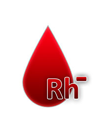 incompatibilidad rh negativo